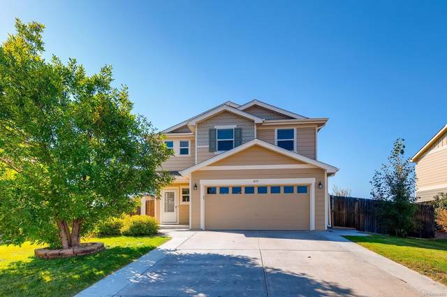 895 Willow Drive, Lochbuie, CO 80603 (MLS #8135574) :: 8z Real Estate