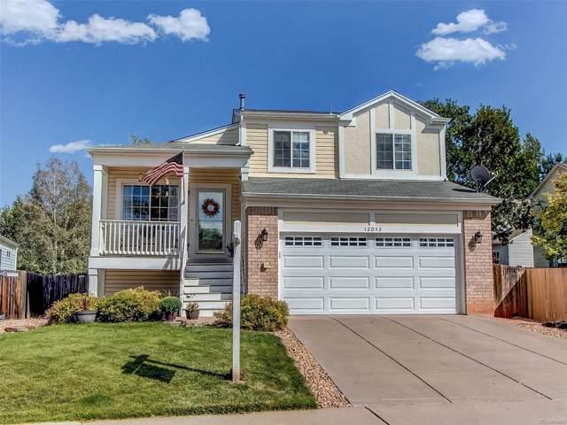 12042 Meadowood Lane, Parker, CO 80138 (MLS #8135623) :: 8z Real Estate