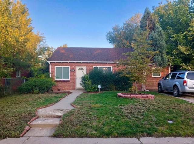 1316 Yates Street, Denver, CO 80204 (#8135860) :: HomeSmart Realty Group