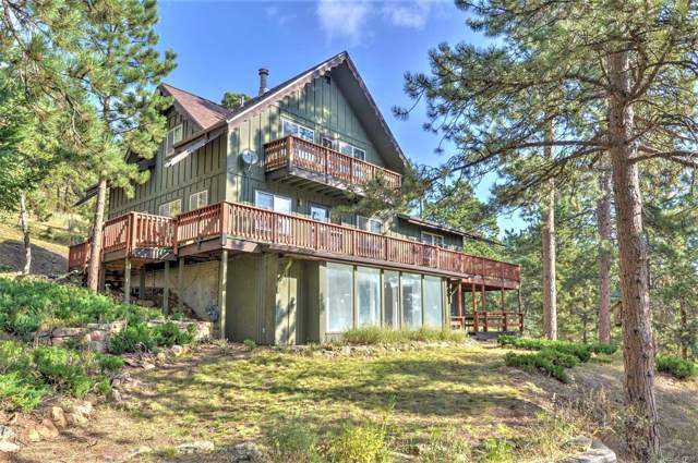 31155 Ottawa Trail, Evergreen, CO 80439 (#8135877) :: The Heyl Group at Keller Williams