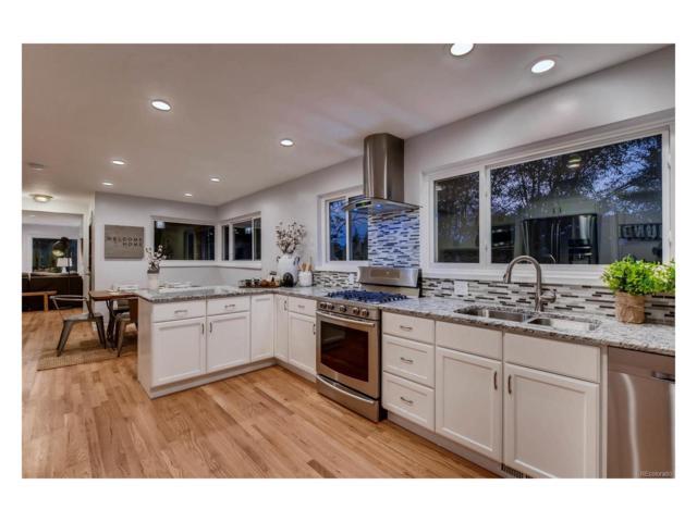 9560 W 38th Avenue, Wheat Ridge, CO 80033 (#8136674) :: The HomeSmiths Team - Keller Williams