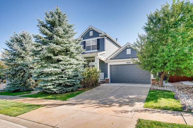 16376 Stonefeld Place, Parker, CO 80134 (#8136702) :: The Heyl Group at Keller Williams