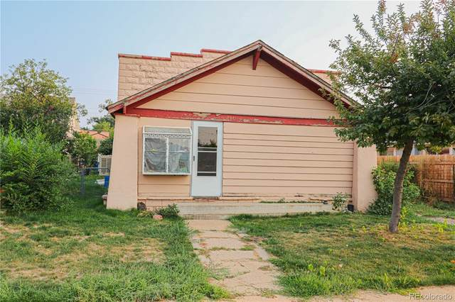 234 4th Street, Frederick, CO 80530 (#8137066) :: Own-Sweethome Team