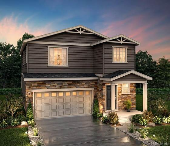 1838 Villageview Lane, Castle Rock, CO 80104 (#8137241) :: Realty ONE Group Five Star
