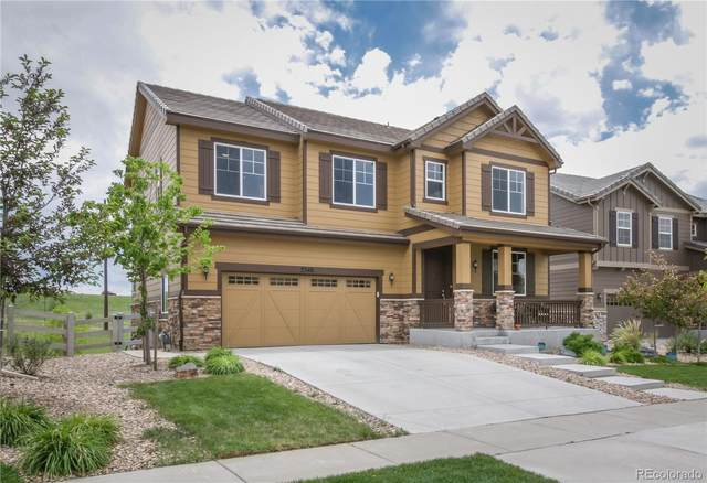 3346 Yale Drive, Broomfield, CO 80023 (#8138184) :: The Peak Properties Group