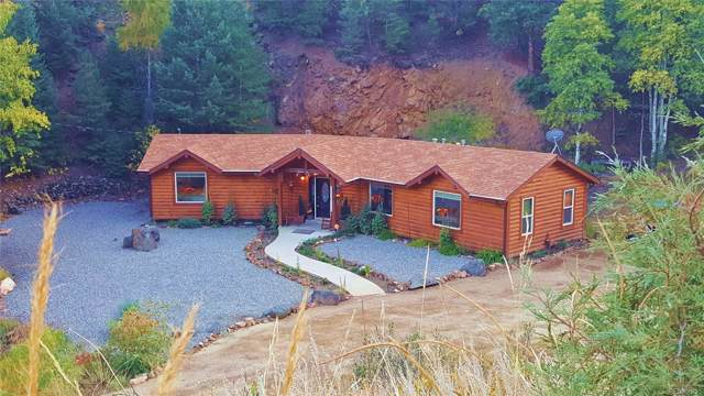 612 S Spring Gulch Road, Idaho Springs, CO 80452 (#8138306) :: The DeGrood Team