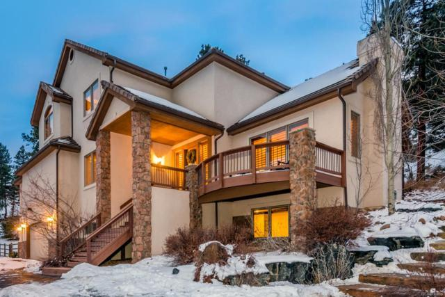 24999 N Mountain Park Drive, Evergreen, CO 80439 (MLS #8138768) :: 8z Real Estate