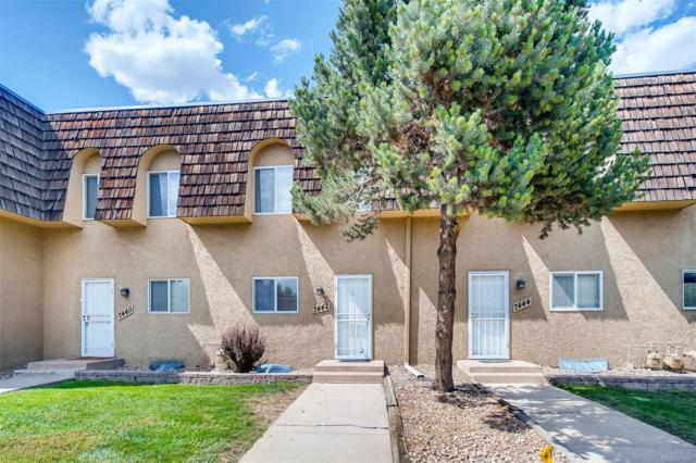 7442 E Princeton Avenue, Denver, CO 80237 (#8139142) :: RazrGroup