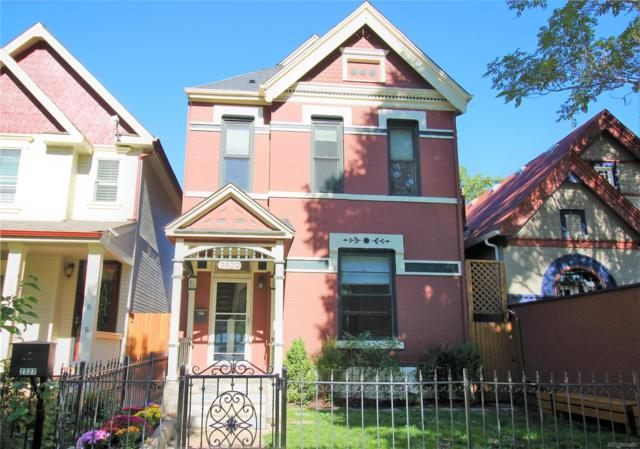 2529 California Street, Denver, CO 80205 (#8139165) :: The HomeSmiths Team - Keller Williams