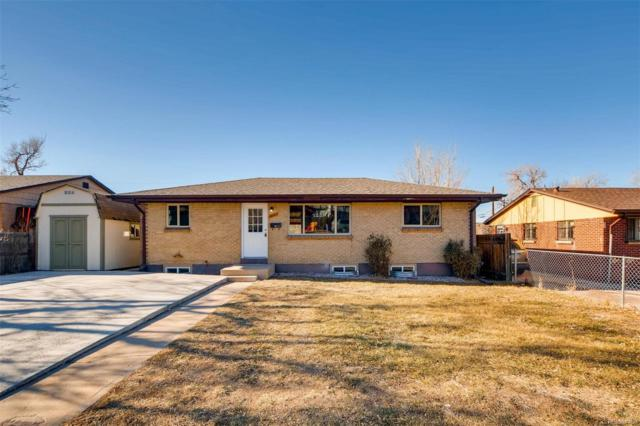 369 S Wolff Street, Denver, CO 80219 (#8139747) :: The Heyl Group at Keller Williams