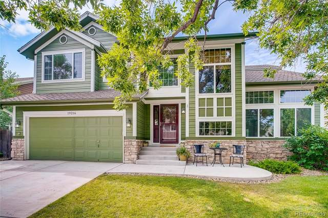19216 E Clear Creek Place, Parker, CO 80134 (#8139813) :: Berkshire Hathaway HomeServices Innovative Real Estate
