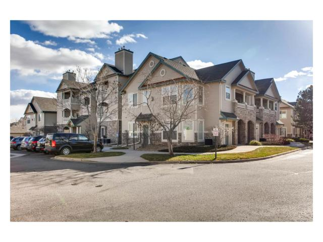 9622 W Coco Circle #207, Littleton, CO 80128 (#8140215) :: The Griffith Home Team