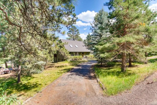 7106 Julie Lane, Evergreen, CO 80439 (#8140386) :: The Peak Properties Group