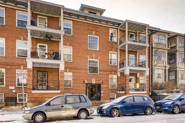1374 N Ogden Street B, Denver, CO 80218 (#8140646) :: The Brokerage Group