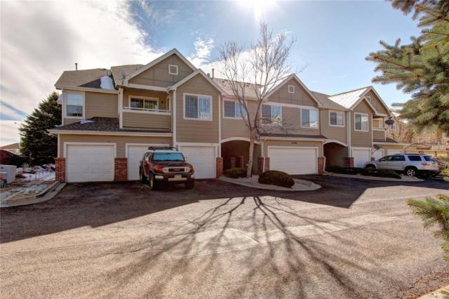 1308 S Danube Way #101, Aurora, CO 80017 (#8140893) :: The Peak Properties Group