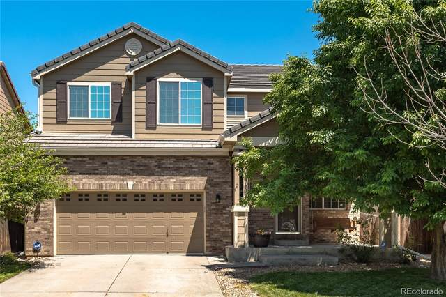 14169 E 101st Place, Commerce City, CO 80022 (#8141198) :: The DeGrood Team