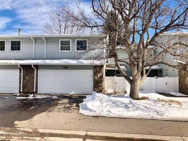 2698 S Vaughn Way B, Aurora, CO 80014 (#8141329) :: Mile High Luxury Real Estate