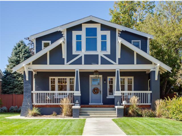 2073 S Clarkson Street, Denver, CO 80210 (#8141365) :: Thrive Real Estate Group
