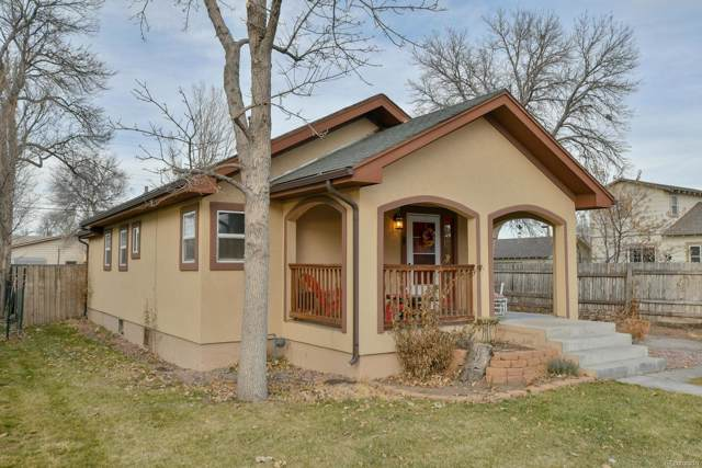 227 3rd Street, Fort Lupton, CO 80621 (MLS #8141539) :: 8z Real Estate