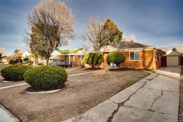 2870 Ivanhoe Street, Denver, CO 80207 (MLS #8141698) :: 8z Real Estate