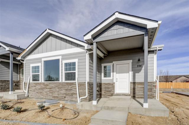 716 Finch Drive, Severance, CO 80550 (MLS #8141833) :: 8z Real Estate