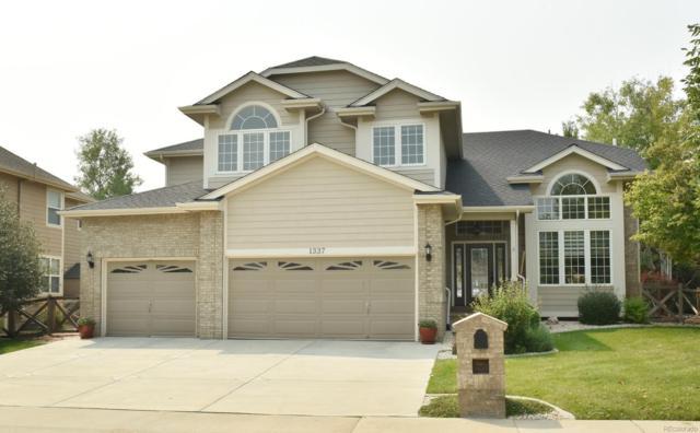 1337 Reserve Drive, Longmont, CO 80504 (#8142313) :: The Peak Properties Group