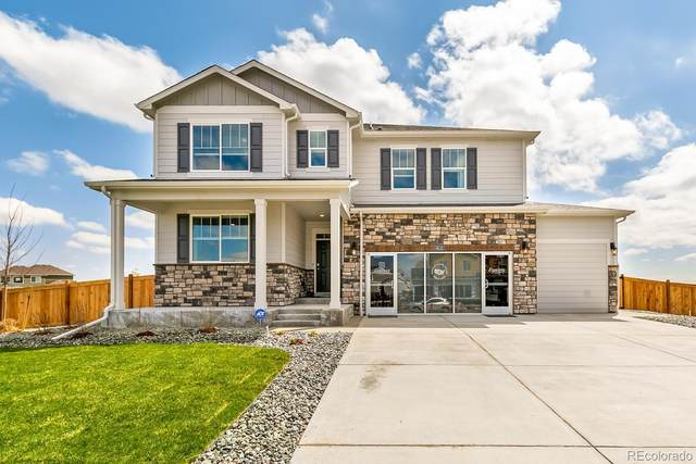 7704 E 158th Place, Thornton, CO 80602 (#8142335) :: The Heyl Group at Keller Williams