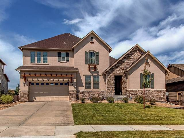 14585 Saddlebred Avenue, Parker, CO 80134 (#8142376) :: HomePopper