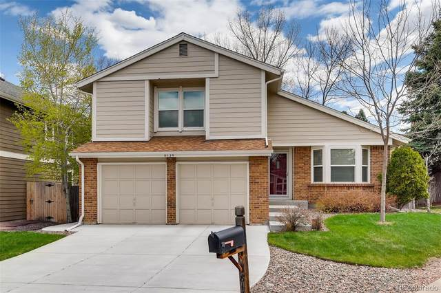 8134 S Spruce Court, Centennial, CO 80112 (#8142561) :: The Brokerage Group