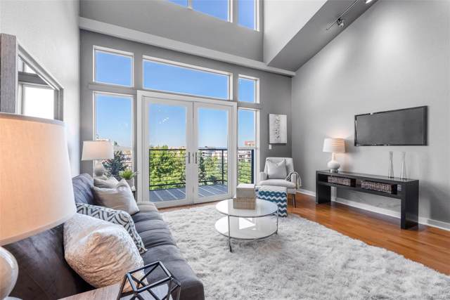7240 W Custer Avenue #413, Lakewood, CO 80226 (#8142608) :: The DeGrood Team