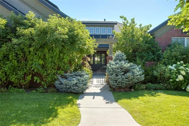 174 S Poplar Street, Denver, CO 80230 (MLS #8143164) :: Keller Williams Realty
