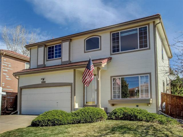 1551 Spring Water Place, Highlands Ranch, CO 80129 (#8143186) :: The Peak Properties Group