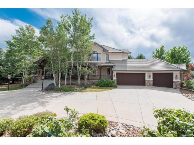 8540 Sawgrass Drive, Lone Tree, CO 80124 (MLS #8143370) :: 8z Real Estate