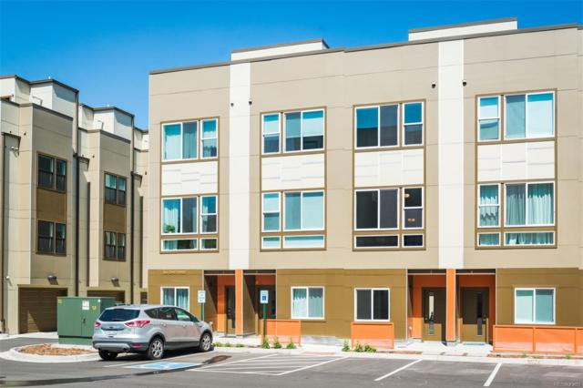 365 22nd Street #3, Denver, CO 80205 (#8143529) :: The Healey Group