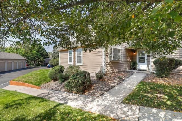 13384 E Asbury Drive, Aurora, CO 80014 (#8143613) :: The Scott Futa Home Team