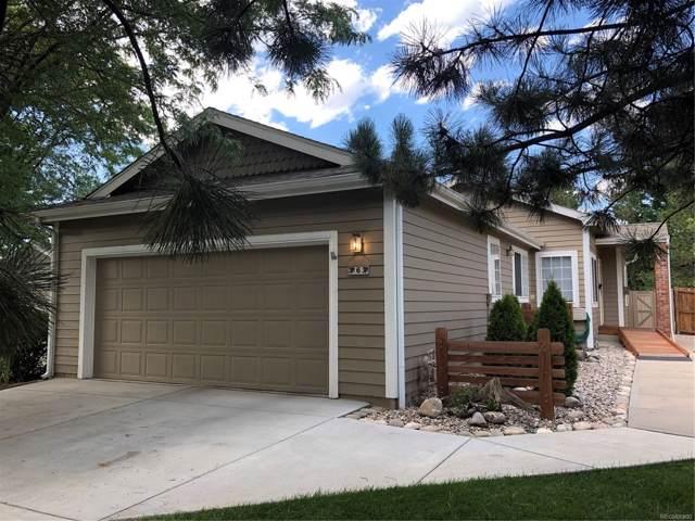 900 Arbor Avenue #6, Fort Collins, CO 80526 (MLS #8143930) :: 8z Real Estate