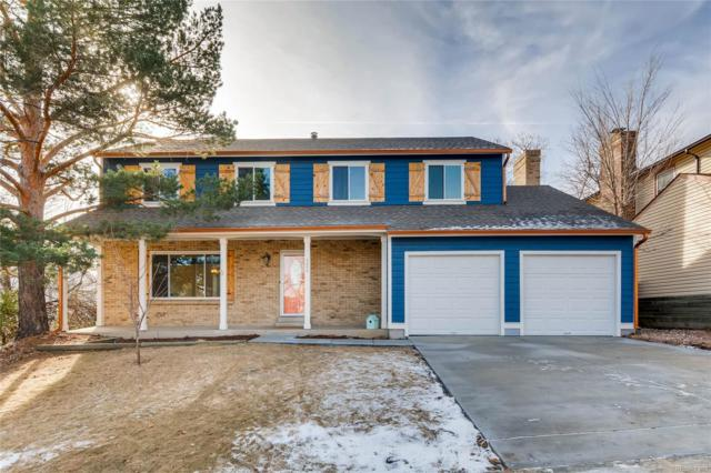 5454 E Briarwood Avenue, Centennial, CO 80122 (#8143934) :: The Sold By Simmons Team