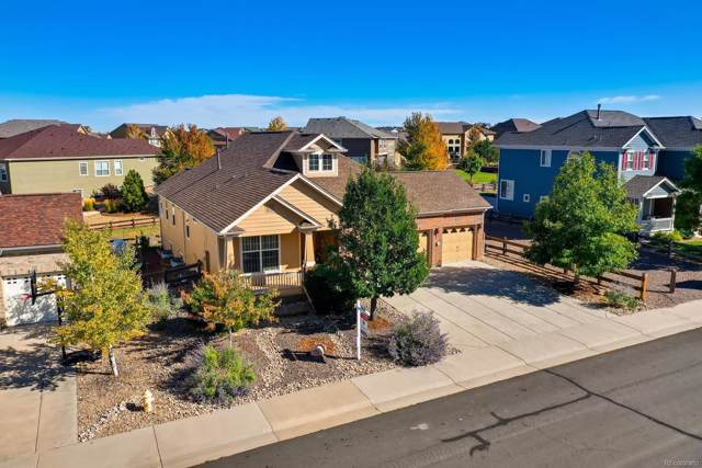 12146 Pine Top Street, Parker, CO 80138 (#8144382) :: The Healey Group