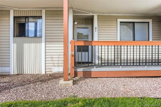 8470 Decatur Street #81, Westminster, CO 80031 (#8144594) :: The DeGrood Team