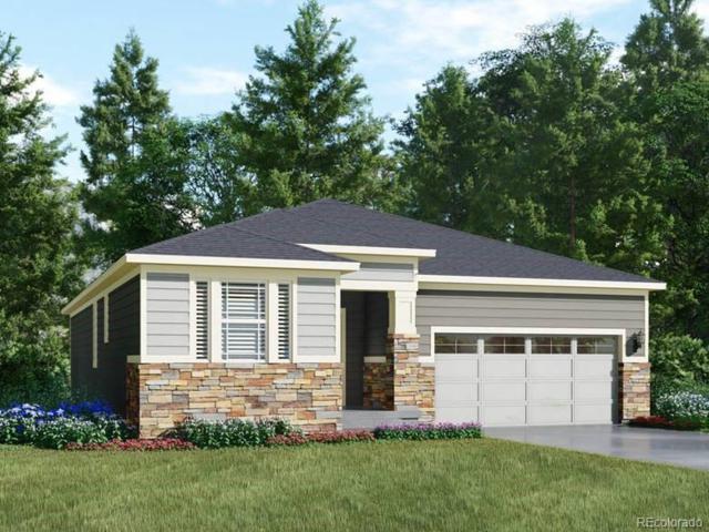11419 Brush Creek Street, Parker, CO 80134 (MLS #8144749) :: 8z Real Estate