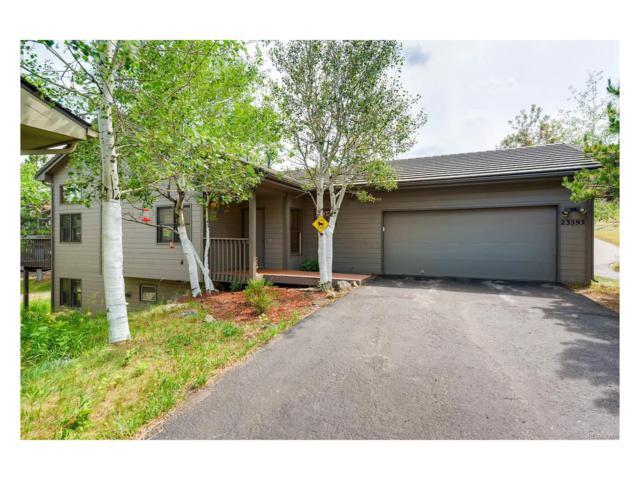 23593 Pondview Place, Golden, CO 80401 (MLS #8144850) :: 8z Real Estate