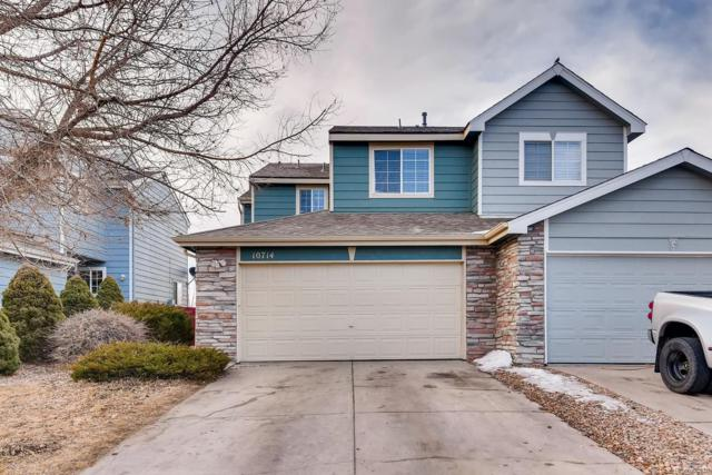 10714 E 96th Place, Commerce City, CO 80022 (#8145271) :: The Heyl Group at Keller Williams