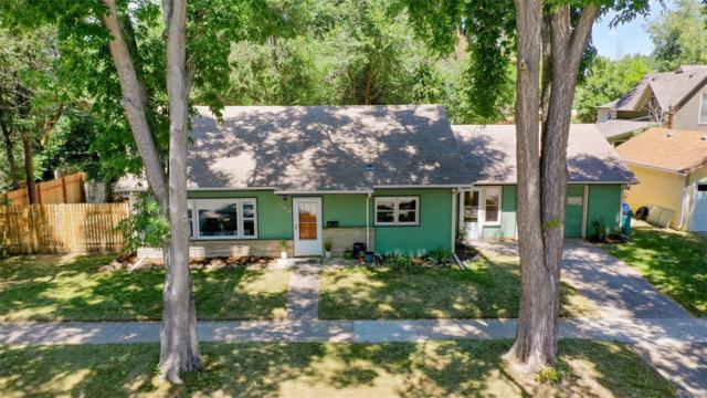 512 E Myrtle Street, Fort Collins, CO 80524 (#8145282) :: Compass Colorado Realty