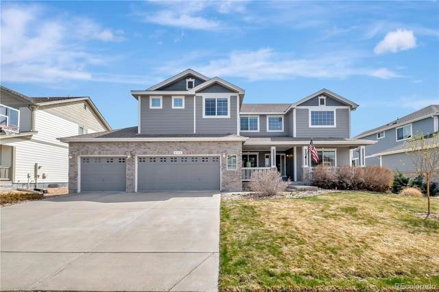 6556 S Richfield Street, Aurora, CO 80016 (#8145411) :: The Healey Group