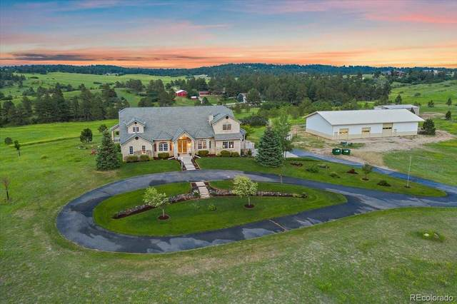 1390 Flintwood Road, Franktown, CO 80116 (#8145828) :: Wisdom Real Estate