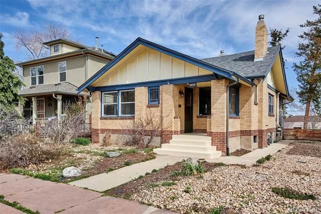 4533 W 34th Avenue, Denver, CO 80212 (#8145949) :: Re/Max Structure