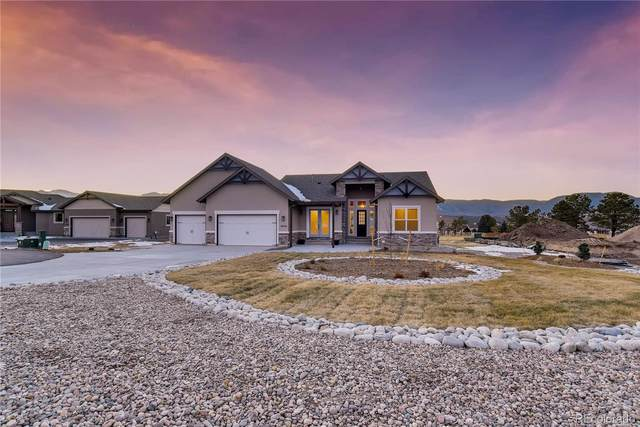 14030 Gleneagle Drive, Colorado Springs, CO 80921 (#8146043) :: The Harling Team @ Homesmart