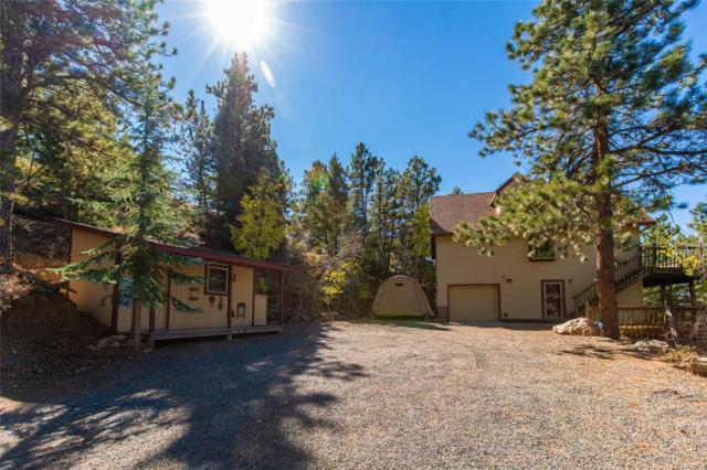 2493 Dogie Spur, Golden, CO 80403 (#8146302) :: The Peak Properties Group