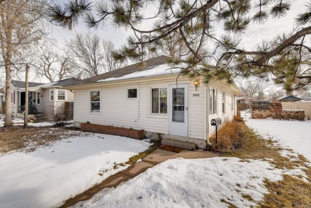 3952 S Lincoln Street, Englewood, CO 80113 (MLS #8146303) :: 8z Real Estate