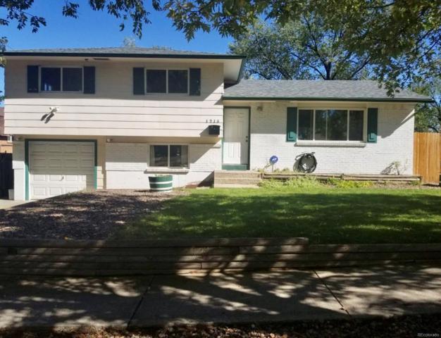 1715 Dixon Drive, Colorado Springs, CO 80909 (#8146585) :: The Heyl Group at Keller Williams
